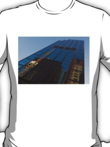 Reflecting on Skyscrapers - Downtown Atmosphere  T-Shirt
