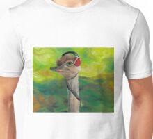 Sweet Pam the Jam Ostrich Unisex T-Shirt