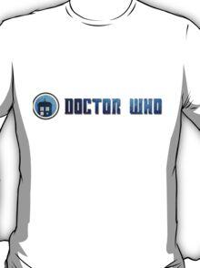 Doctor Who - Logo #5 T-Shirt