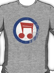 Music Mod Distressed T-Shirt
