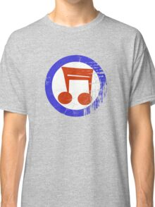 Music Mod Distressed Classic T-Shirt