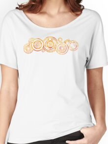 Doctor Who - The Doctor's name in Gallifreyan #2bis Women's Relaxed Fit T-Shirt