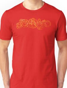 Doctor Who - The Doctor's name in Gallifreyan #2bis Unisex T-Shirt