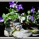 Dutch Flower Bowl by imagic
