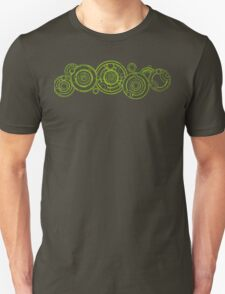 Doctor Who - The Doctor's name in Gallifreyan #3bis T-Shirt