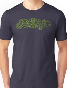 Doctor Who - The Doctor's name in Gallifreyan #3 Unisex T-Shirt
