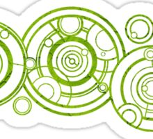 Doctor Who - The Doctor's name in Gallifreyan #3 Sticker