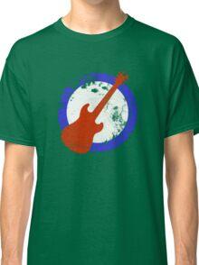 Guitar Mod Distressed Classic T-Shirt