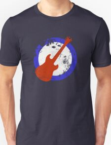 Guitar Mod Distressed T-Shirt