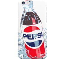 PEPSI-COLA 8 iPhone Case/Skin