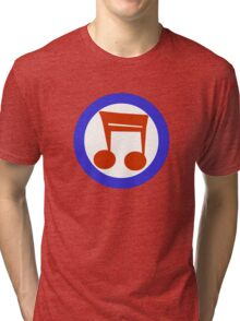 Music Mod Tri-blend T-Shirt