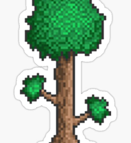 Terraria! Sticker