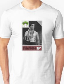Donny Donowitz Ball Card Unisex T-Shirt