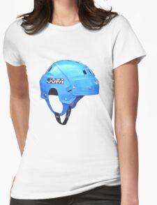 JOFA HOCKEY HELMET Womens Fitted T-Shirt