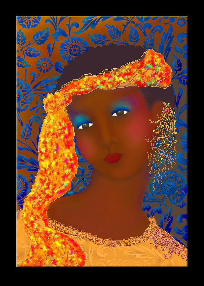 'Marie Laveau'   by luvapples downunder/ Norval Arbogast