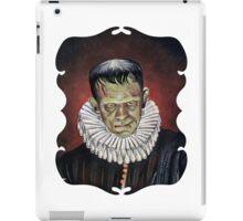 Renaissance Frankenstein iPad Case/Skin