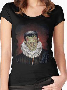 Renaissance Frankenstein Women's Fitted Scoop T-Shirt