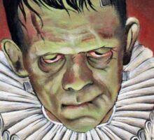 Renaissance Frankenstein Sticker