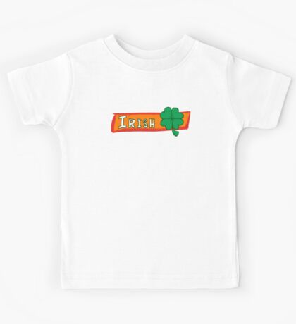 Irish Tee Kids Tee