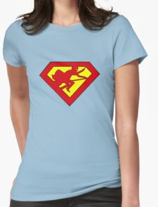 SuperWizard Womens Fitted T-Shirt