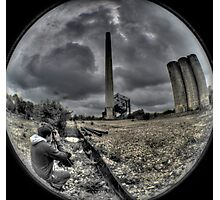 Shipston Concrete Works Photographic Print