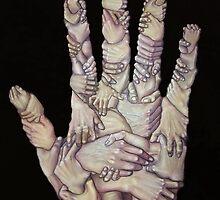 hands by Ümit ÖZKANLI