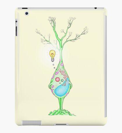 The Happy Neuron iPad Case/Skin