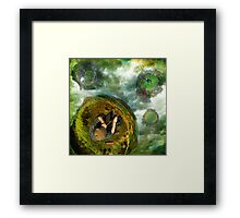 Astronomy - Planets Framed Print
