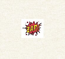 Zap! Tattoo Zipped Hoodie