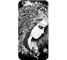 Lady Gypsy Ink iPhone Case/Skin