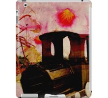 Train Collage iPad Case/Skin