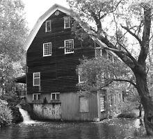 Rawson's King Mill by ZombieEnnui