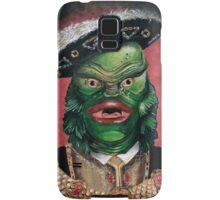 Renaissance Creature From The Black Lagoon Samsung Galaxy Case/Skin