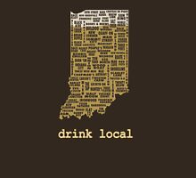 Drink Local - Indiana Beer Shirt T-Shirt