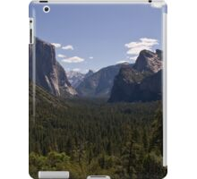Tunnel View iPad Case/Skin