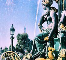 Place de la Concorde, Paris by LooseImages