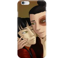 Fire Meet Gasoline iPhone Case/Skin