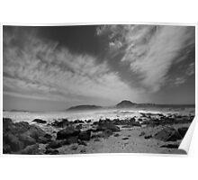 16 Mile Beach - Western Cape Poster