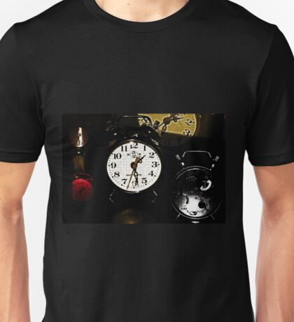 Running Out Of Time !? Unisex T-Shirt