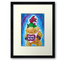 Bowser Jr Framed Print