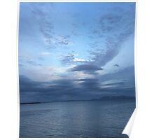 Sky In Ireland Poster
