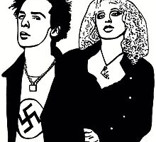 Sid and Nancy by Polly Bond