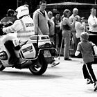 Police Chase.. by Mark Tull