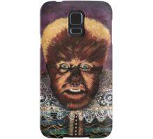 Renaissance Wolf Man Samsung Galaxy Case/Skin