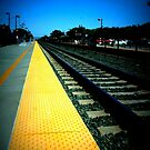 the yellow line by NEmens
