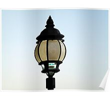 Syrian Lamp Poster