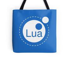 Lua Programming Language Logo Tote Bag