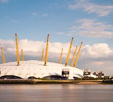 O2 Arena, London by Davide Anastasia