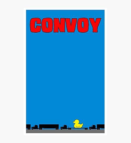 Convoy Photographic Print