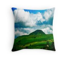 The Yorkshire Dales 4 Throw Pillow